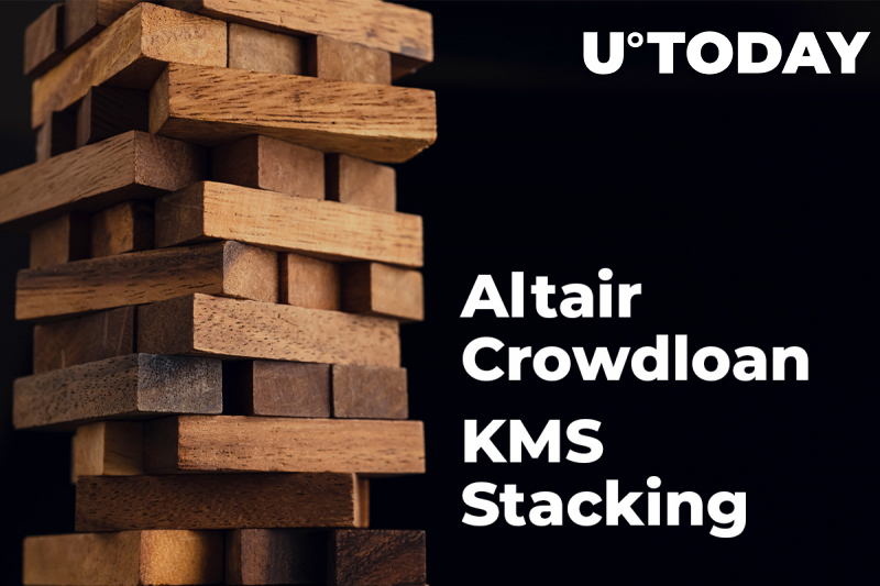 Altair Crowdloan Has Announced KMS Staking in the Kusama Platform