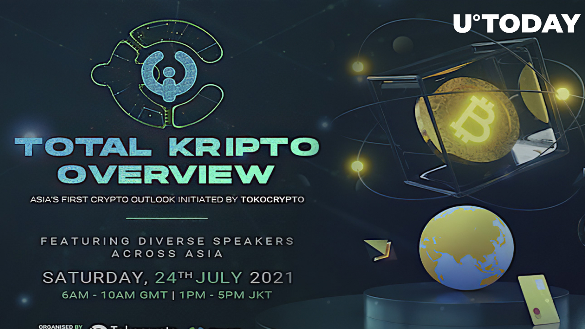 Total Kripto Overview Summit 2021