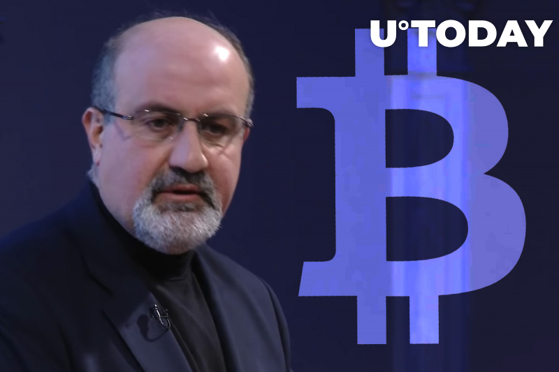 Former Bitcoin Bull Nassim Taleb Says BTC Has Failed at All Possible Levels, Here's What It Means