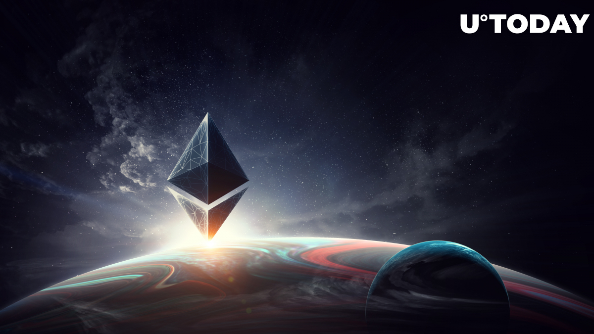 Ethereum (ETH) Locked in Smart Contracts Rockets While Exchange Reserves Shrink: See the Numbers