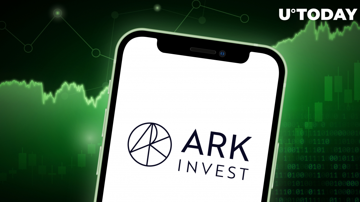 Cathie Wood's ARK Buys More Shares of Grayscale Bitcoin Trust on Tuesday Dip