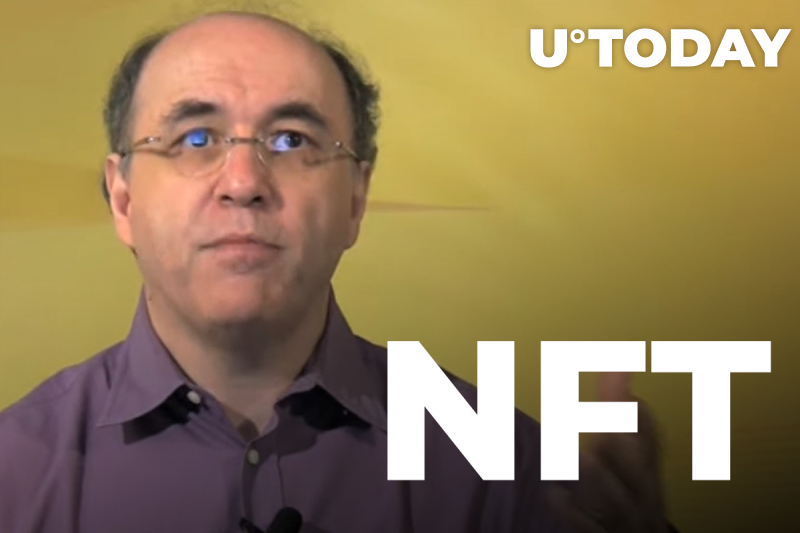 NFT Collection Built on Cardano to Be Sold by Steven Wolfram at Online Auction Today