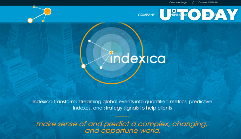 At Indexica, they have found out that investors are discussing Bitcoin the way they talk about regular shares and stocks