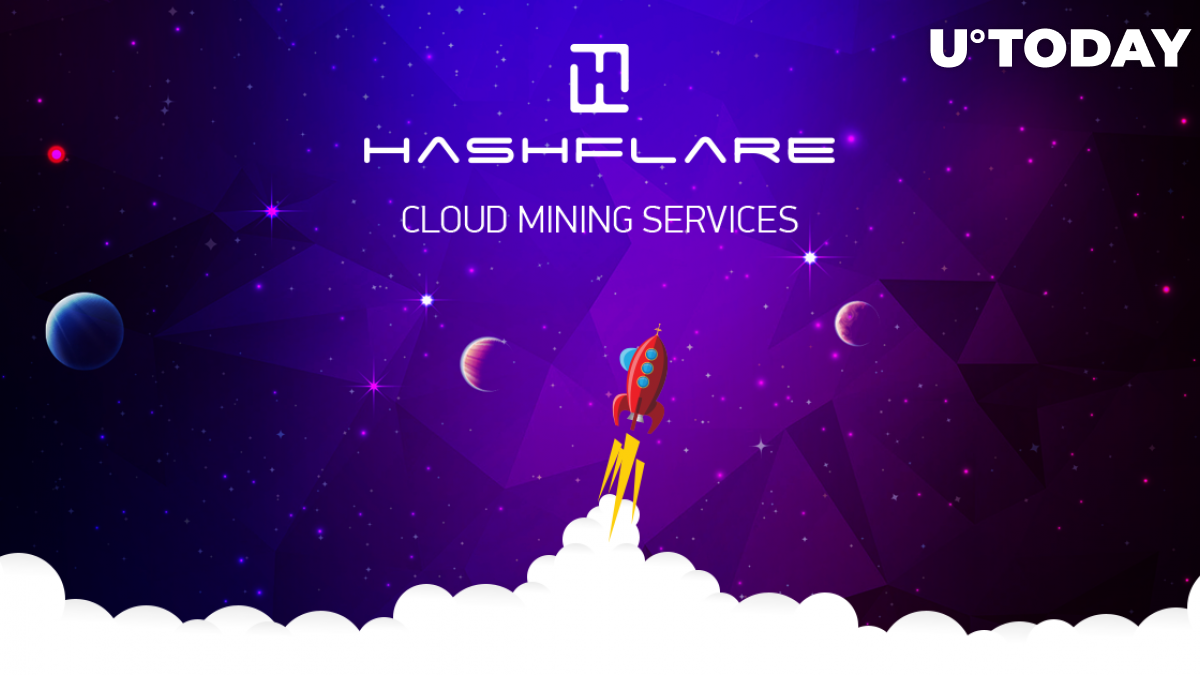 HashFlare website