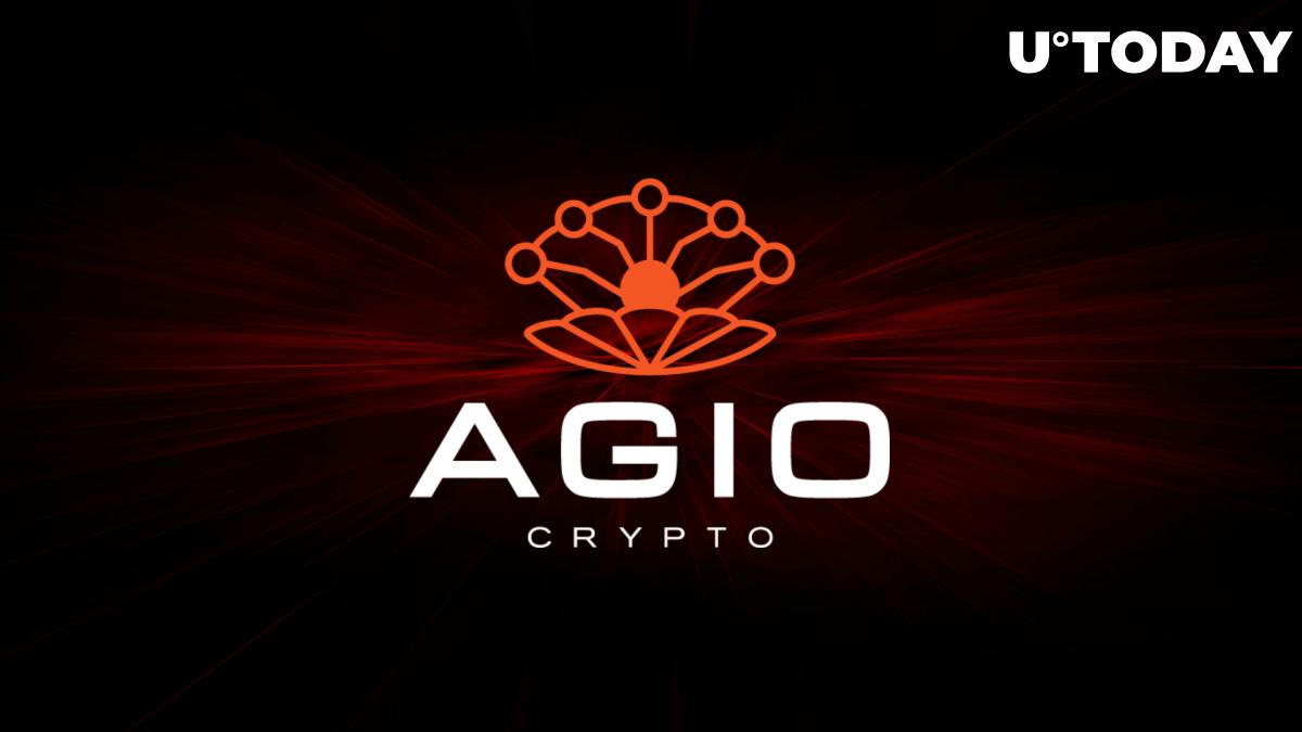 AGIO Crypto logo