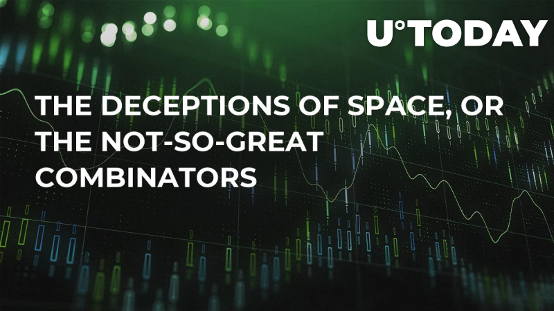 The Deceptions of Space, or the Not-So-Great Combinators