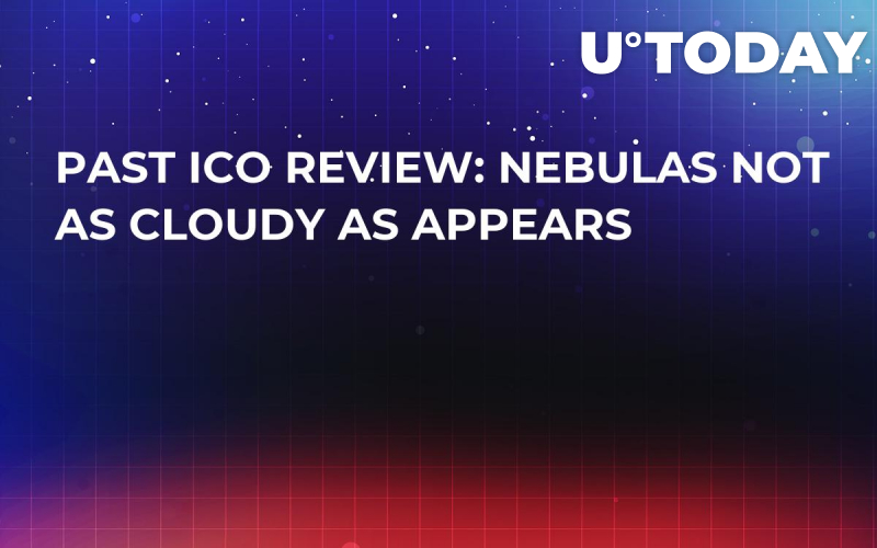 Past ICO Review: Nebulas Not as Cloudy as Appears