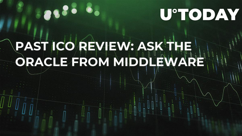 Past ICO Review: Ask the Oracle From Middleware