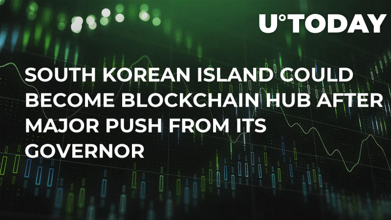 South Korean Island Could Become Blockchain Hub After Major Push From Its Governor