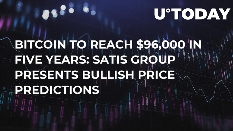 Bitcoin to Reach $96,000 in Five Years: Satis Group Presents Bullish Price Predictions