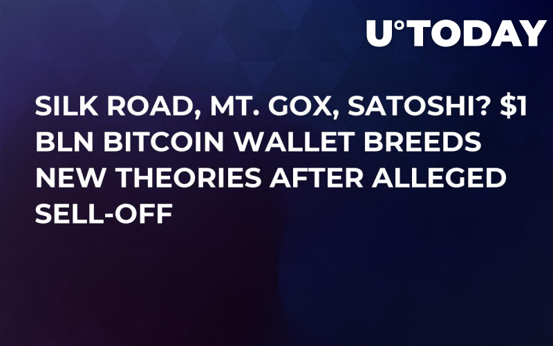 Silk Road, Mt. Gox, Satoshi? $1 Bln Bitcoin Wallet Breeds New Theories After Alleged Sell-Off