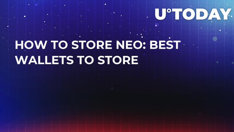 How to store NEO: Best Wallets to Store