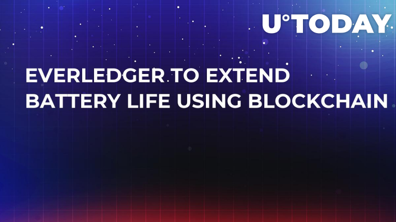 Everledger To Extend Battery Life Using Blockchain