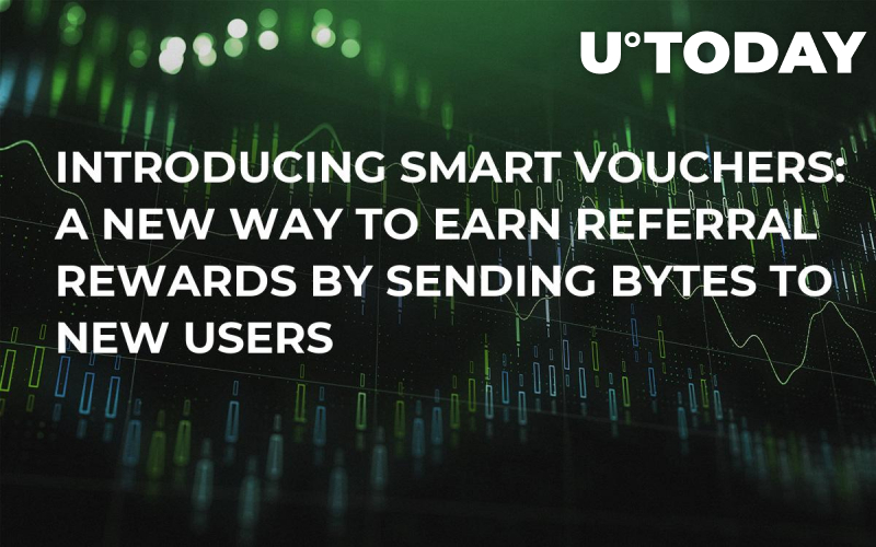 Introducing Smart Vouchers: a new way to earn referral rewards by sending Bytes to new users