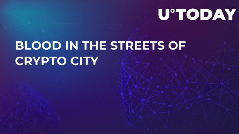 Blood in the Streets of Crypto City