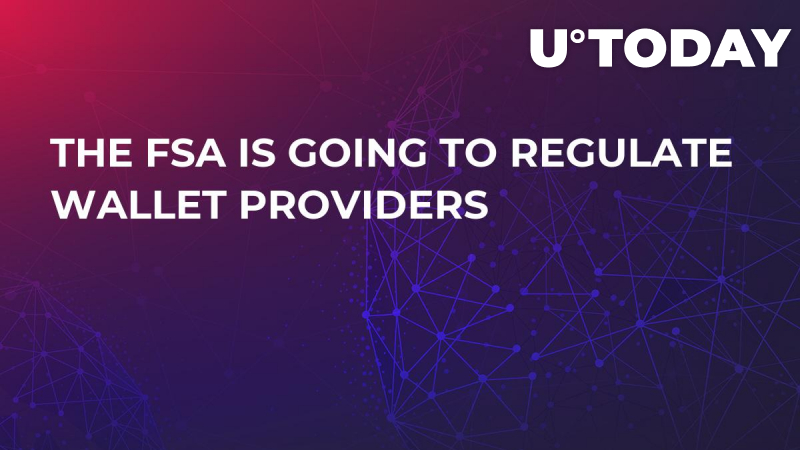 The FSA Is Going to Regulate Wallet Providers