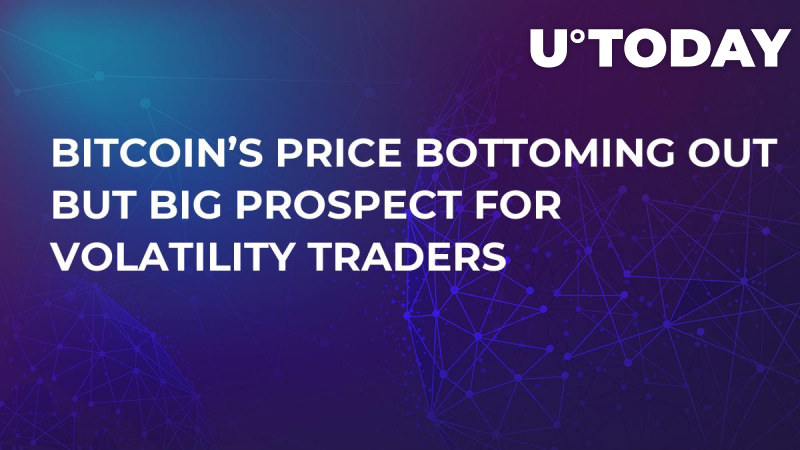 Bitcoin's Price Bottoming Out But Big Prospect for Volatility Traders