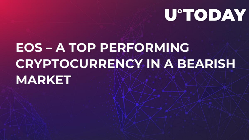 EOS – A Top Performing Cryptocurrency in a Bearish Market