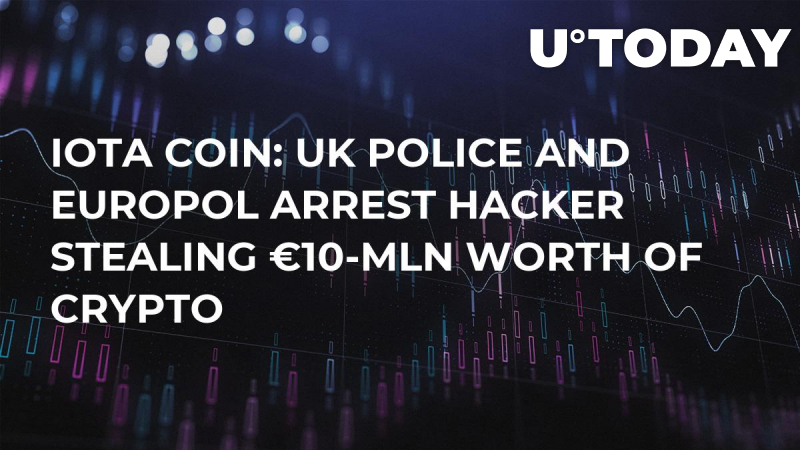 IOTA Coin: UK Police and Europol Arrest Hacker Stealing €10-Mln Worth of Crypto