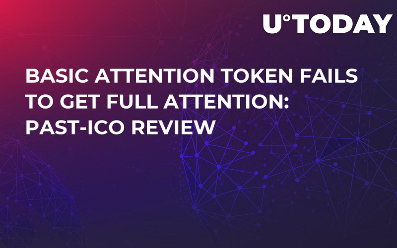 Basic Attention Token Fails to Get Full Attention: Past-ICO Review