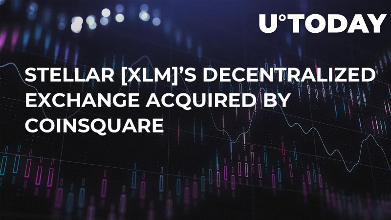 Stellar [XLM]'s Decentralized Exchange Acquired by Coinsquare