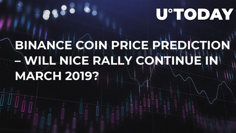 Binance Coin Price Prediction – Will Nice Rally Continue in March 2019?