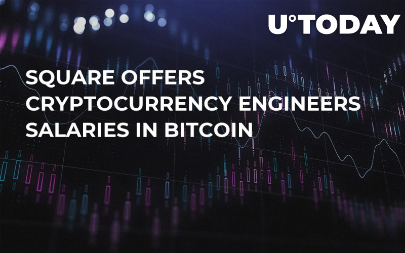 Square Offers Cryptocurrency Engineers Salaries in Bitcoin