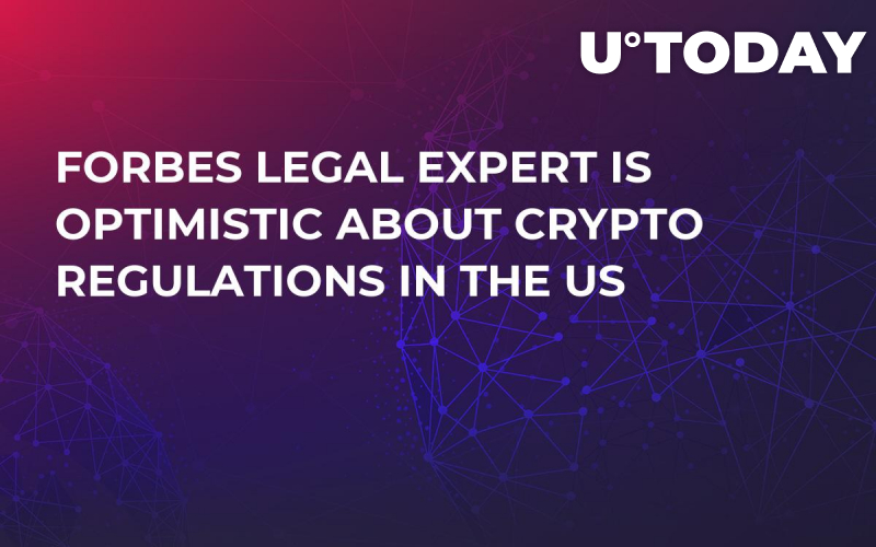 Forbes Legal Expert Is Optimistic About Crypto Regulations in the US