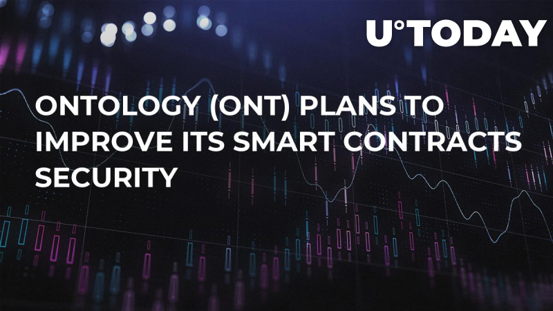Ontology (ONT) Plans to Improve its Smart Contracts Security