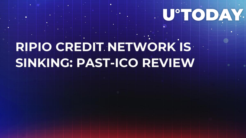 Ripio Credit Network is Sinking: Past-ICO Review