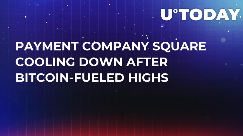 Payment Company Square Cooling Down After Bitcoin-Fueled Highs