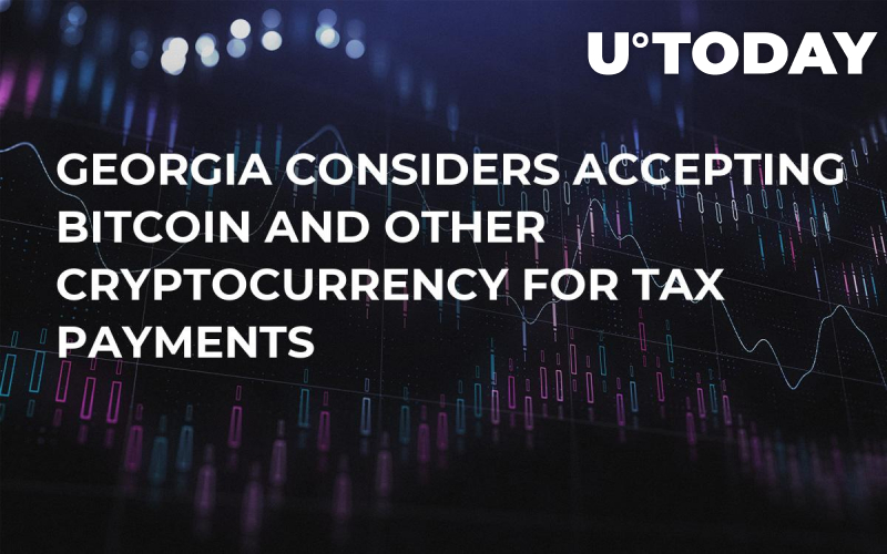 Georgia Considers Accepting Bitcoin and Other Cryptocurrency for Tax Payments