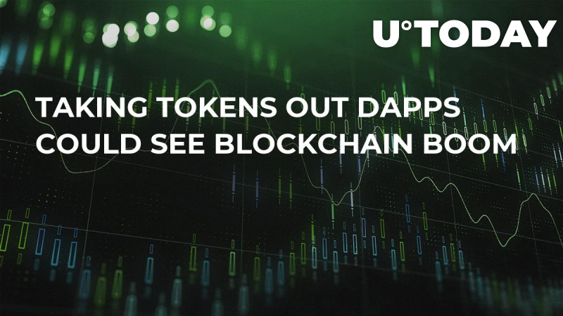 Taking Tokens out dApps Could See Blockchain Boom