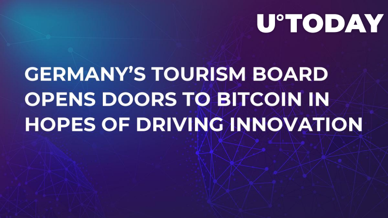 Germany's Tourism Board Opens Doors to Bitcoin in Hopes of Driving Innovation