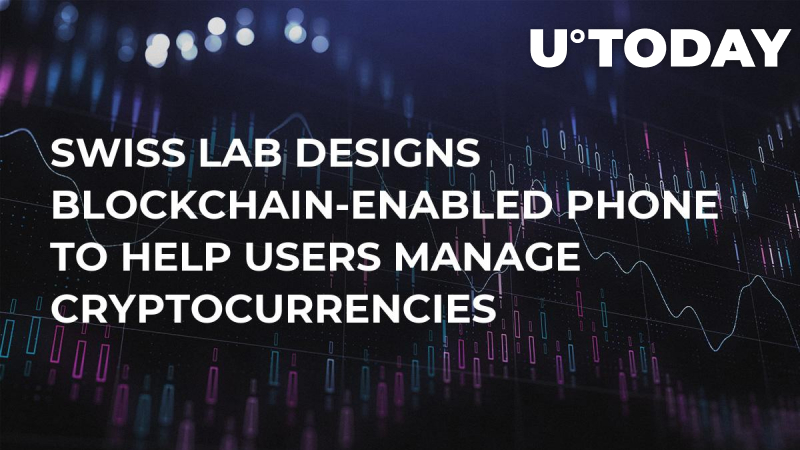 Swiss Lab Designs Blockchain-Enabled Phone to Help Users Manage Cryptocurrencies