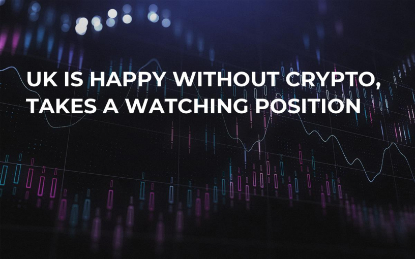 UK Is Happy Without Crypto, Takes a Watching Position