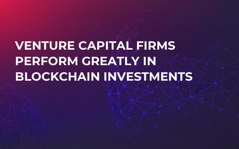Venture Capital Firms Perform Greatly In Blockchain Investments