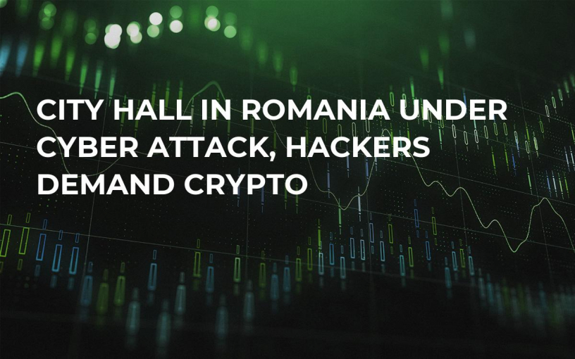 City Hall In Romania Under Cyber Attack, Hackers Demand Crypto