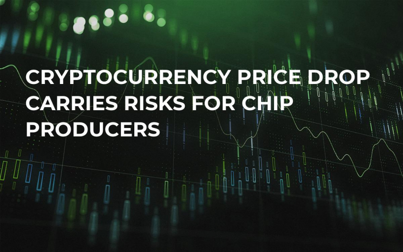 Cryptocurrency Price Drop Carries Risks For Chip Producers