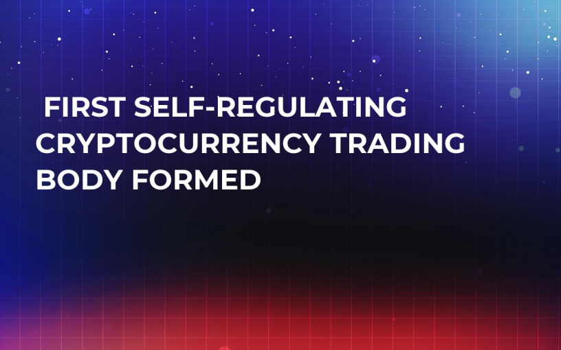 First Self-Regulating Cryptocurrency Trading Body Formed