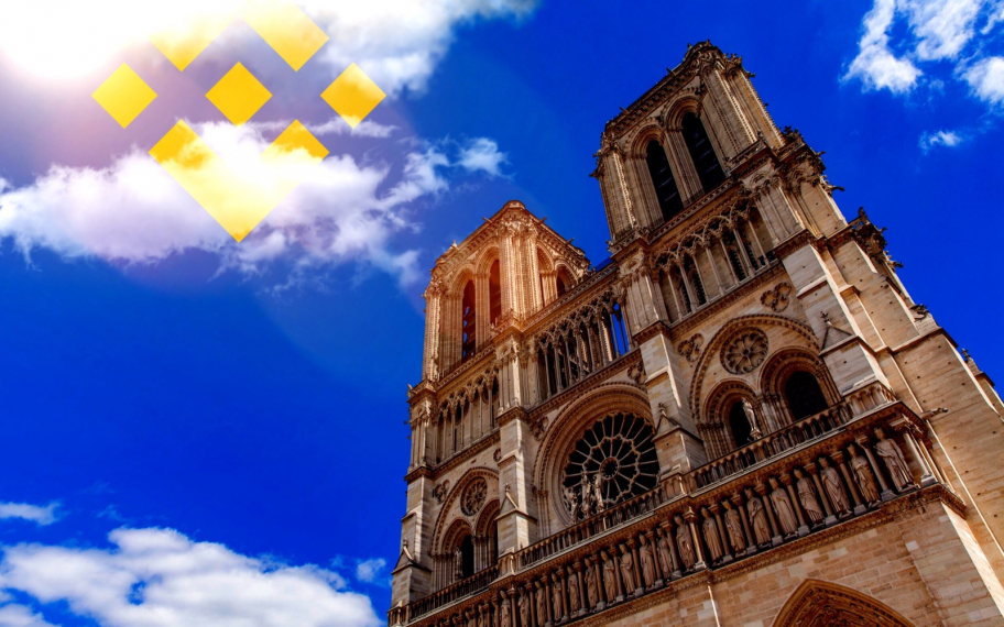 Binance Calls for Notre Dame Restoration Donations, Crypto Community Turns Its Back
