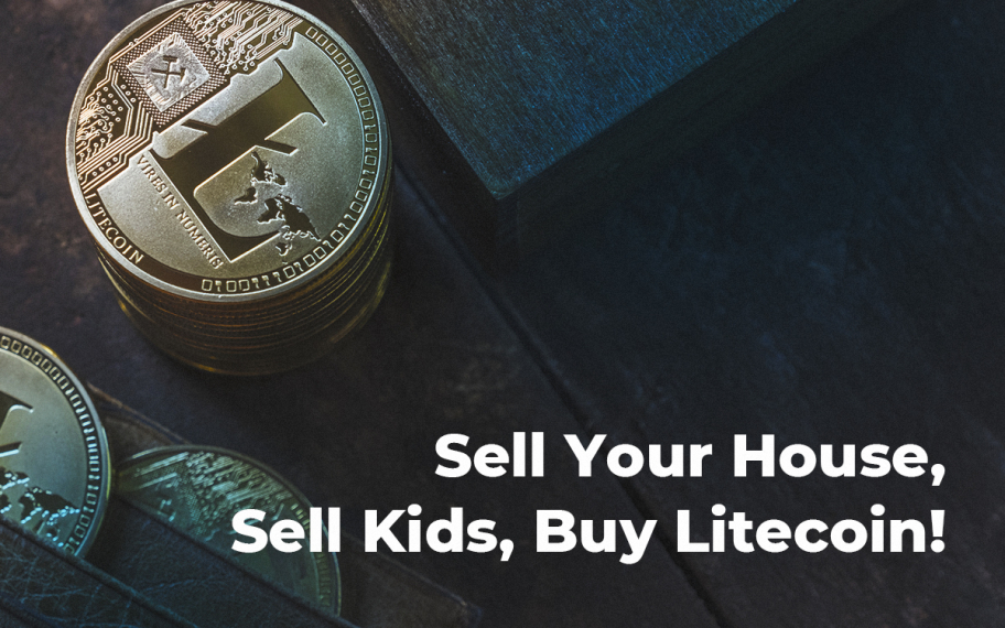 "Litecoin (LTC) Price Spikes 440% Year-To-Date, CNBC Host Shouts ""Sell Your House, Sell Kids, Buy Litecoin!"""