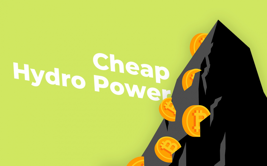Bitcoin Miners Are Flocking in Droves to This Region Because of Cheap Hydro Power