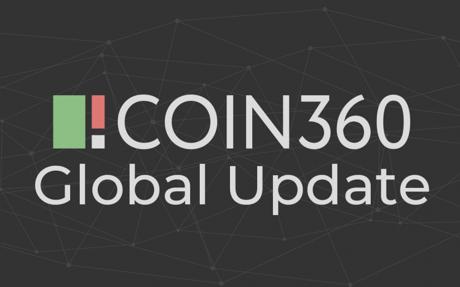 Coin360 Introduced New Features and Platform Interface in Global Update