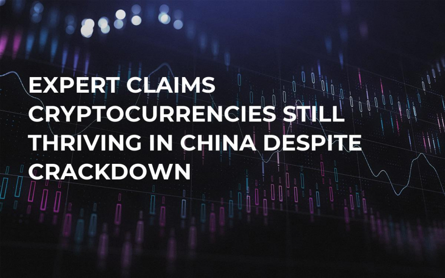 Expert Claims Cryptocurrencies Still Thriving in China Despite Crackdown