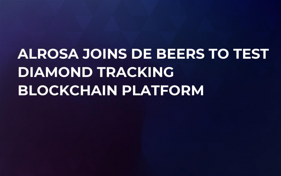 Alrosa Joins De Beers To Test Diamond Tracking Blockchain Platform