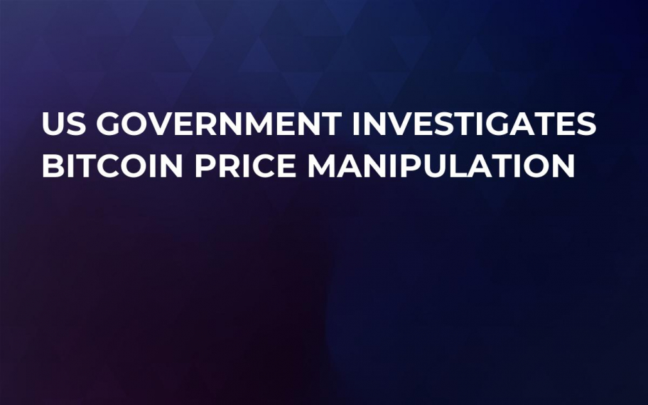 US Government Investigates Bitcoin Price Manipulation