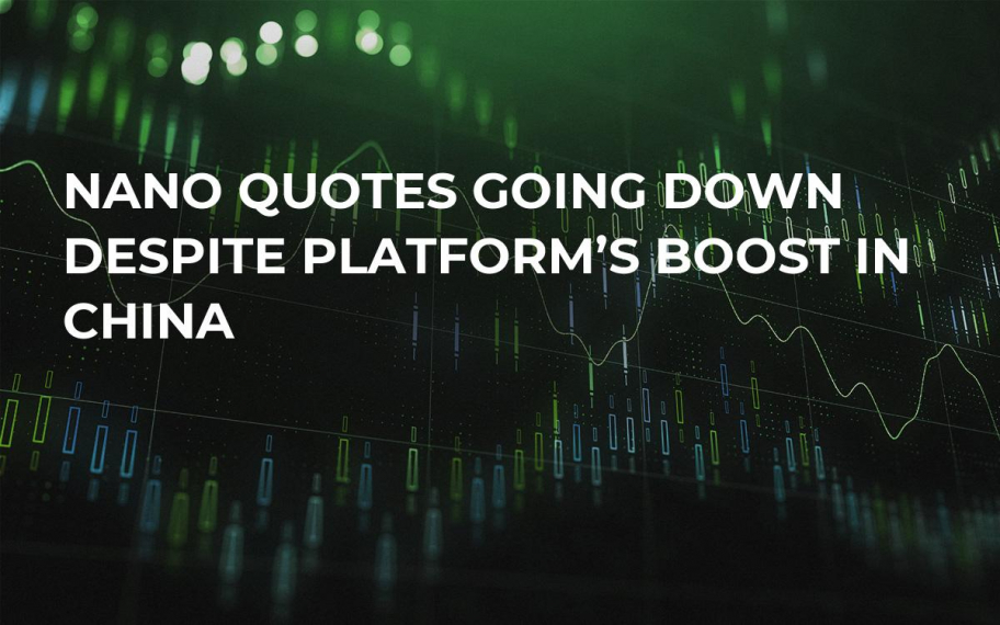 NANO Quotes Going Down Despite Platform's Boost in China