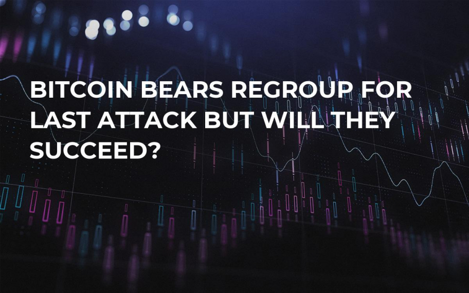 Bitcoin Bears Regroup For Last Attack But Will They Succeed?