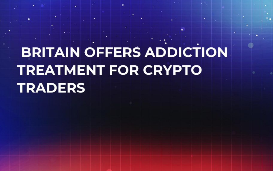 Britain Offers Addiction Treatment For Crypto Traders